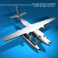 Floatplane 3D Model