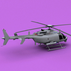 Fire-X VUAS 3D Model