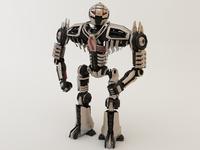 Robot GHK200 3D Model