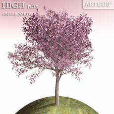 tree 011 3D Model