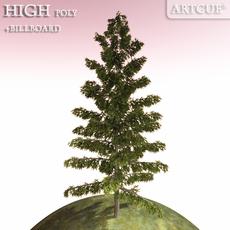 tree 010 spruce 2 3D Model