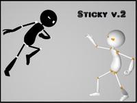Sticky 2.0.0 for Maya