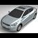 2011 Hyundai Avante / Elantra 3D Model