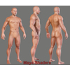 01 02 27 461 male model maya three 4