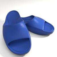 Sport Slippers 3D Model