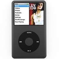 iPod Classic 3D Model