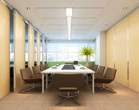 Conference Spaces 048 3D Model