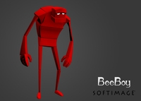 Free BeeBoy for softimage 2011 for Xsi 2.1.1