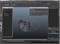 fRay Boolean Master for Maya 1.0.0 (maya script)