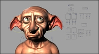 Free Dobby  for Maya 1.3.0