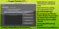 Free Tangent Switcher for Maya 2.7.0 (maya script)