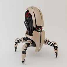 Robot FGT-1500 3D Model
