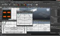 SPKImage Studio Tool 1.1.1 for Maya (maya script)