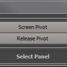 Screen Pivot for Maya 0.0.1 (maya script)