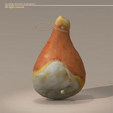 Prosciutto 3D Model