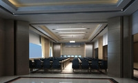 Conference Spaces 053 3D Model