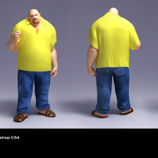 Big Fat Strong for 3dsmax 1.0.1