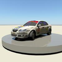 Free Car_Rig for Maya 0.0.3
