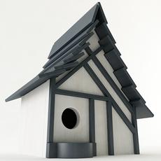 Birdhouse 3D Model