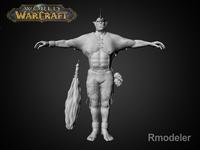 Ogr Restar 3D Model