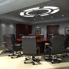 Conference Spaces 042 3D Model