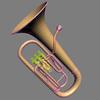 01 08 00 484 euphonium 4 4