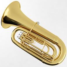 Tuba 3D Model
