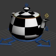Teapot Rig V for 3dsmax 0.1.0