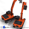 01 09 37 10 excavator collection 4 3 4