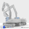 01 09 37 557 excavator collection 4 6 4
