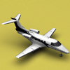 Embraer Phenom 100 Flairjet 3D Model