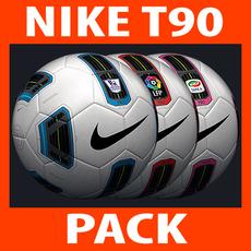 2010 2011 Nike Tracer T90 Pack 3D Model