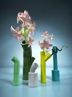 Pipe vase 3D Model