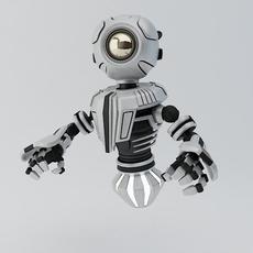 Robot MNR-120 3D Model