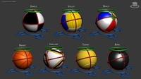 Free Simple Ball Rig V for 3dsmax 2.1.0