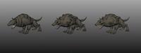 Wolf rig for Maya 1.2.1