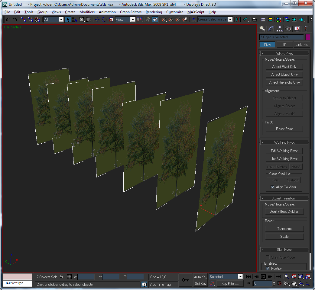 Advanced Painter Script 3ds Max 2011 Download - forgeseven