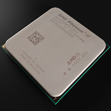 AMD Phenom II CPU 3D Model