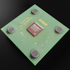 AMD Athlon CPU 3D Model