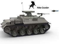 Hako Cazador 3D Model