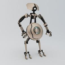 Robot Ptp202 3D Model