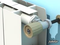 Radiator 2 3D Model