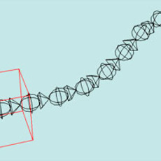 SRB - Procedural Chain for Maya 0.1.0 (maya script)