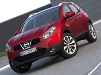 Nissan Qashqai (2010) 3D Model