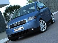 Audi A2 (2003) 3D Model