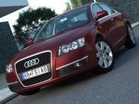 Audi A6 (2006) 3D Model