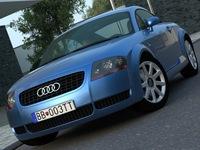 Audi TT (2003) 3D Model