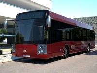 ARKbus 12m City Liner 3D Model