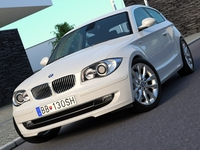 BMW 1-series 3 door (2009) 3D Model