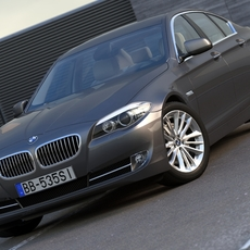 F11 5 series Touring (2010) 3D Model